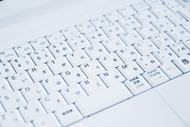 ローマ字キーボード